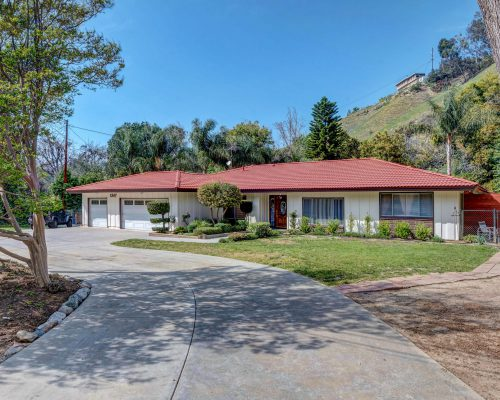 1347 East Rd. La Habra Heights, Ca 90631